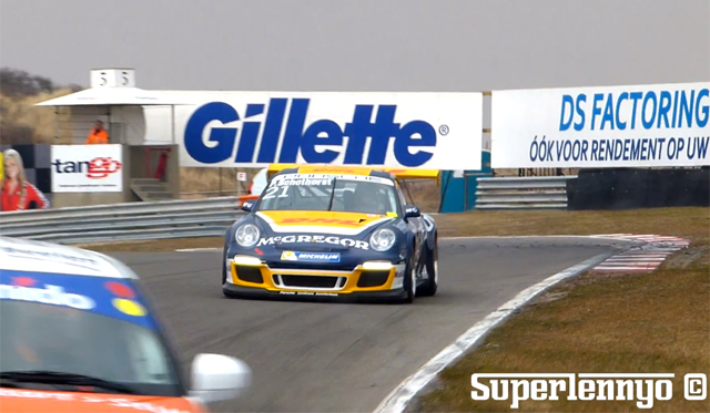 Video: Porsche 911 GT3 Cup on Track at Zandvoort
