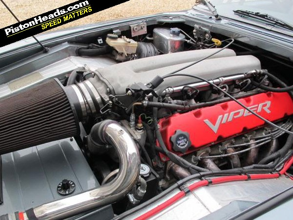 Jensen Viperceptor With 8.4-liter V10 Will Blow Your Mind