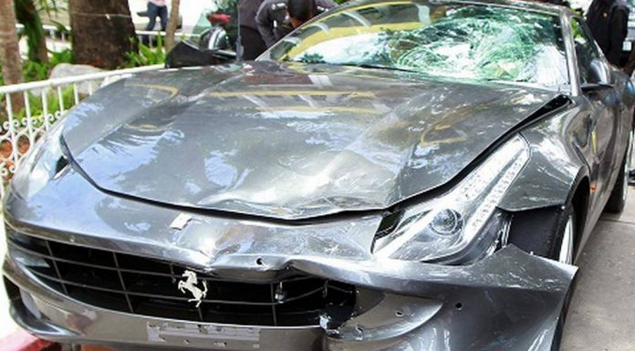 Ferrari Driver who Killed Policeman in Crash Could Receive Manslaughter Charge