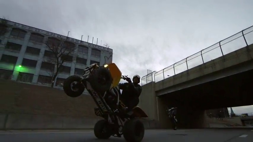 X Games Detroit Rally Car Teaser