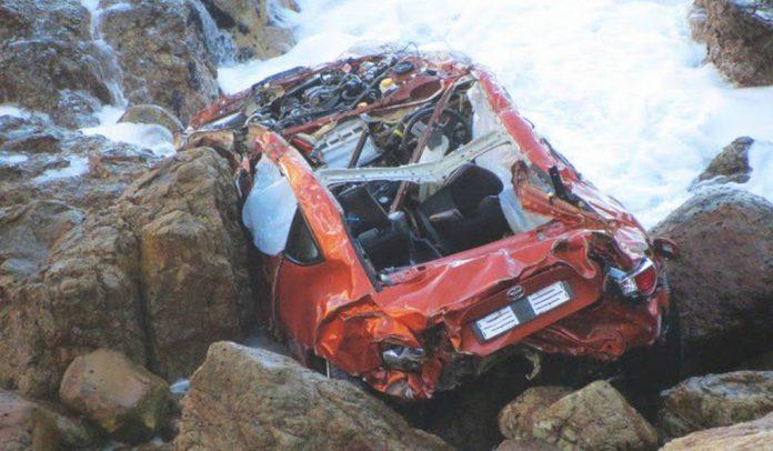 Car Crash: South African man Dies in Horrible Toyota GT-86 Crash