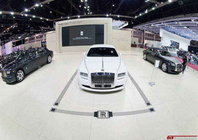 Rolls-Royce Art Deco Collection Debuts in Bangkok