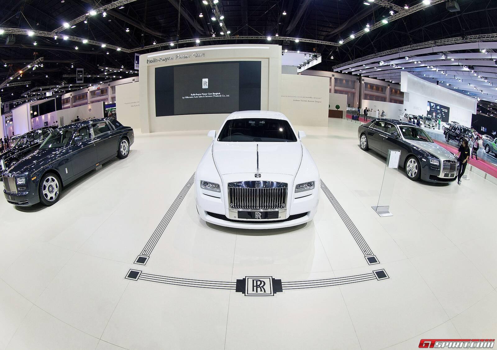 Rolls Royce Art Deco Collection Debuts In Bangkok Gtspirit
