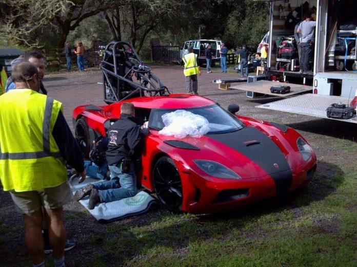 Need for Speed Koenigsegg Agera R