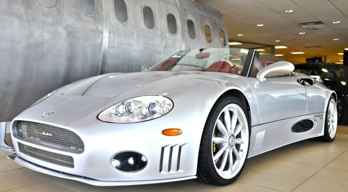Distinctive Collection Spyker C8