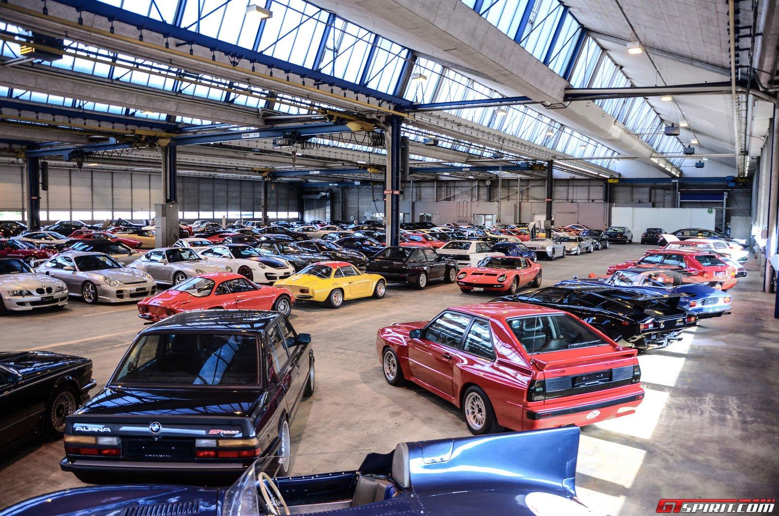 Exclusive Elite Garage A Dream Collection Gtspirit