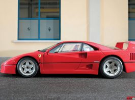 Ferrari F40 For Sale