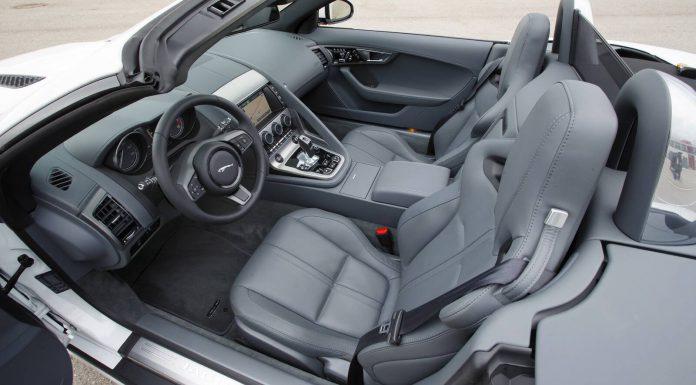 Jaguar F-Type V6 Interior