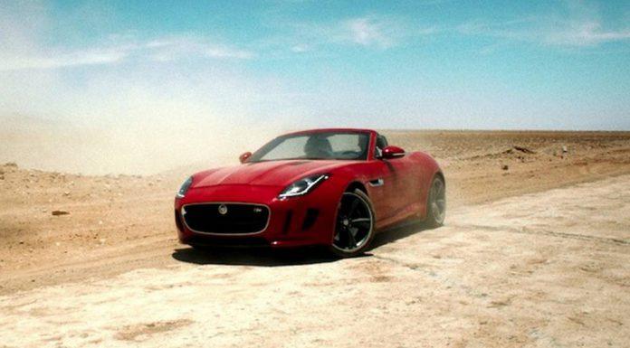 Video: Jaguar Creates F-Type 'Desire' Short Film