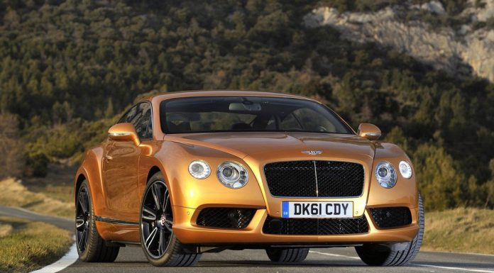 Report: Bentley Could Produce Four-Door Coupe