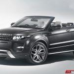 Range Rover Evoque Convertible Will not Enter Production