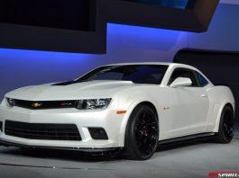 Report: SRT to Develop Chevrolet Camaro Z/28 Rival