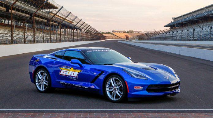2014 Chevrolet Corvette Stingray Confirmed as Indy 500 Pace car