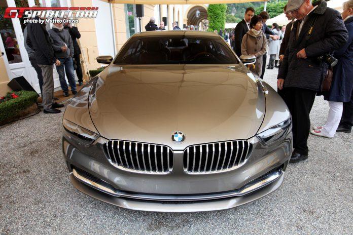 BMW Concorso d'Eleganza Villa d'Este 2015