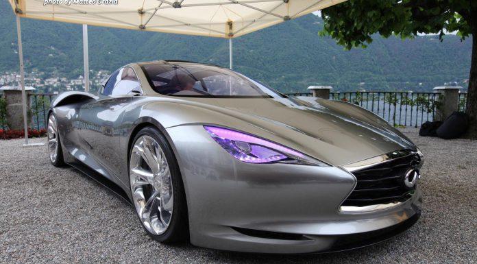Villa d'Este 2013: Infiniti Emerg-E Concept