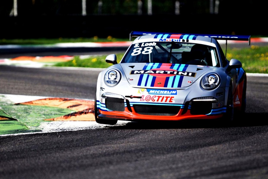 Porsche and Martini Re-ignite Motorsport Partnership