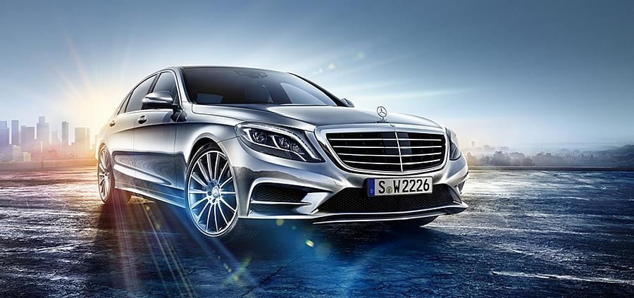 First Image of 2014 Mercedes-Benz S-Class Leaks Online
