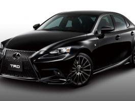 Official: 2014 Lexus IS-Series TRD