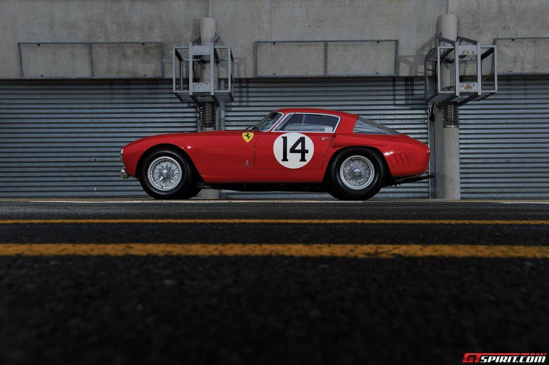 1953 Ferrari 340/375 MM Berlinetta