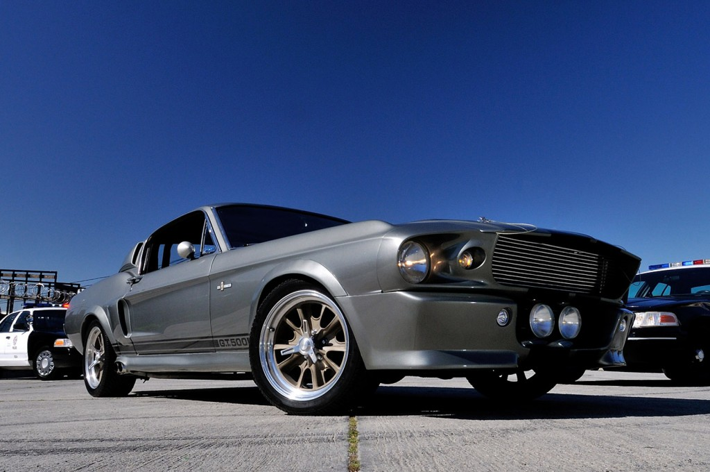 1967 Ford Mustang 'Eleanor' Sells for $1 Million