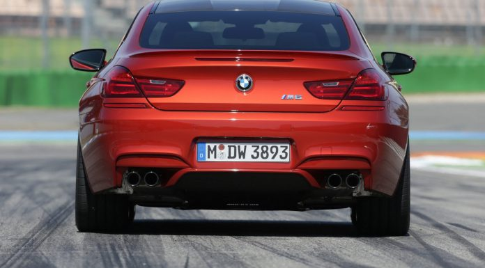 Official: Competition Packages for 2014 BMW M5 and M6