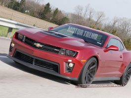 Spyshots: 2014 Chevrolet Camaro ZL1 Coupe and Convertible Snapped