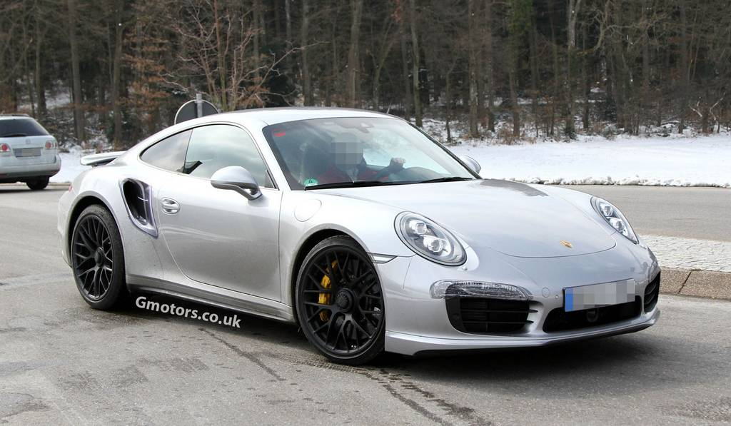no manual for 2014 porsche 911 turbo but will lap ring in under 730