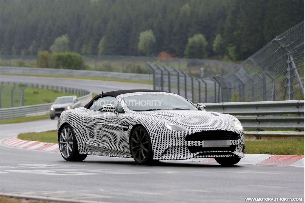 2014 aston martin vanquish volante spy shots 100428157 l 2014 Aston Martin Vanquish Volante White Image