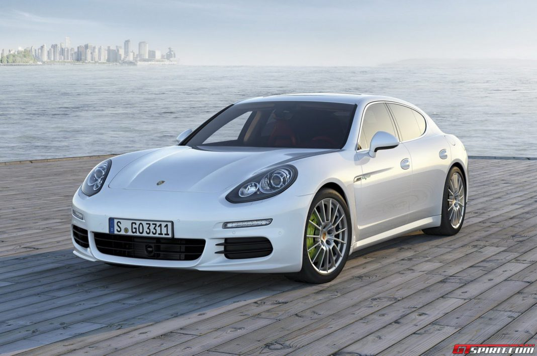 All Future Porsche's to be Offered With Hybrid Power