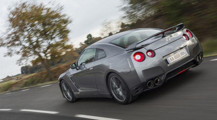 Official: 2014 Nissan GT-R Gentleman Edition