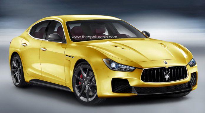 Render: Maserati Ghibli MC Stradale by Theophilus Chin