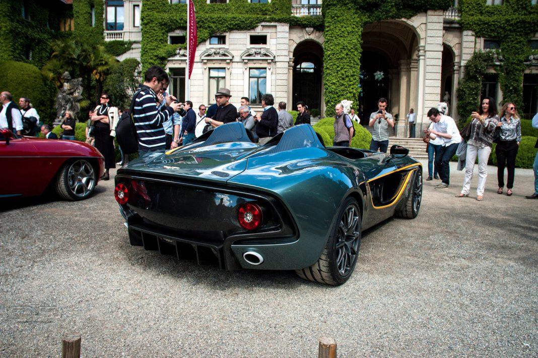 Photo Of The Day: 2014 Aston Martin CC100 by Marco Solari
