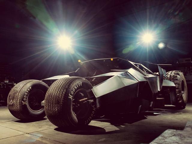 Gumball 3000 2013 Batman Tumbler