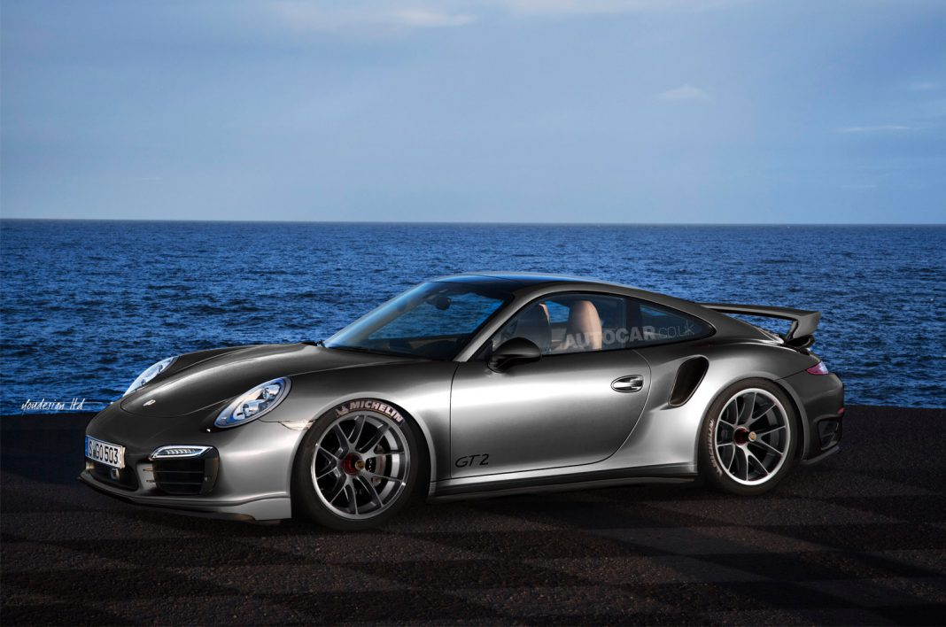 2014 Porsche 991 911 GT2 to Feature 552hp Flat-Six and hit 200mph
