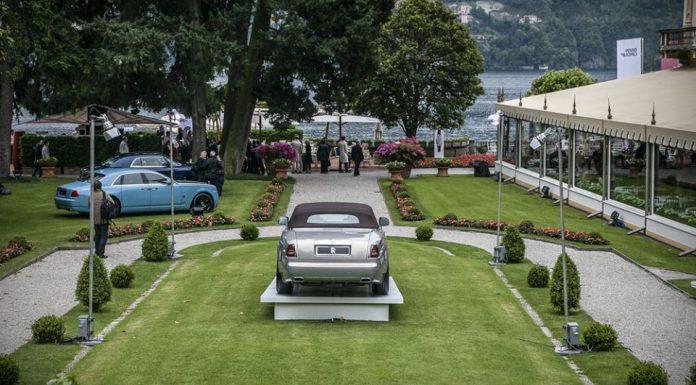 Gallery: Rolls-Royce at Concorso d'Eleganza Villa d'Este 2013