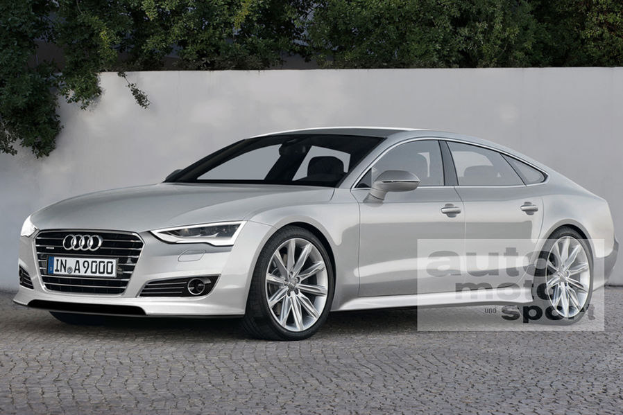 new car coming out 2016Report Audi A9 Coming in 2016  GTspirit