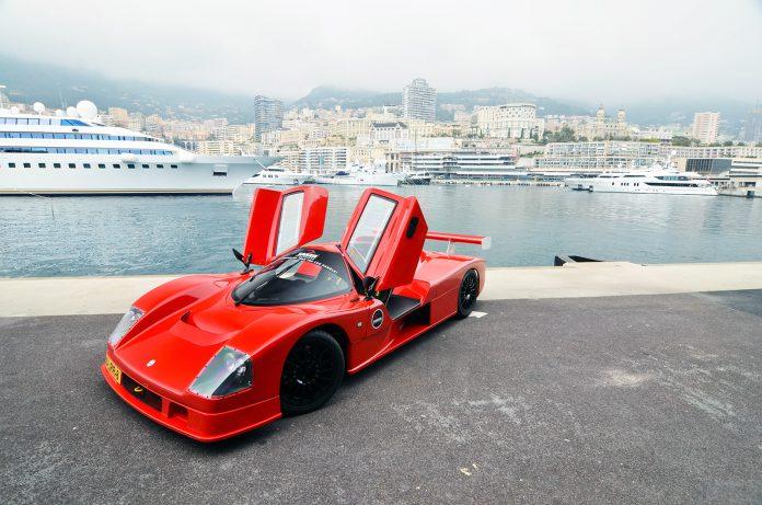 Gallery: Saker GT in Monaco