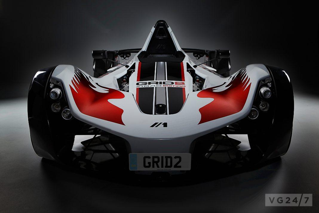 GRID 2 Mono Edition Comes With £125,000 BAC Mono