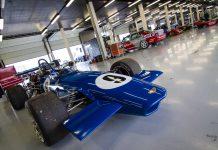 Silverstone Classic 2013 Media Day