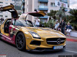 Gumball 3000 in Monaco