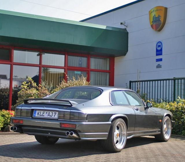 Arden AJ7 Coupe