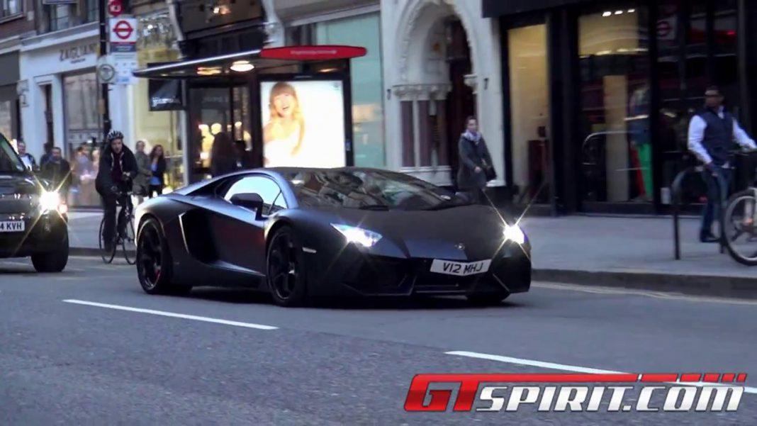 London Millionaire Boy Racers