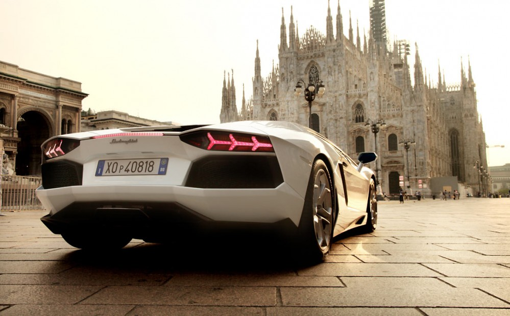 Lamborghini Celebrating 50 Years With 350 car Strong 'Grande Giro'