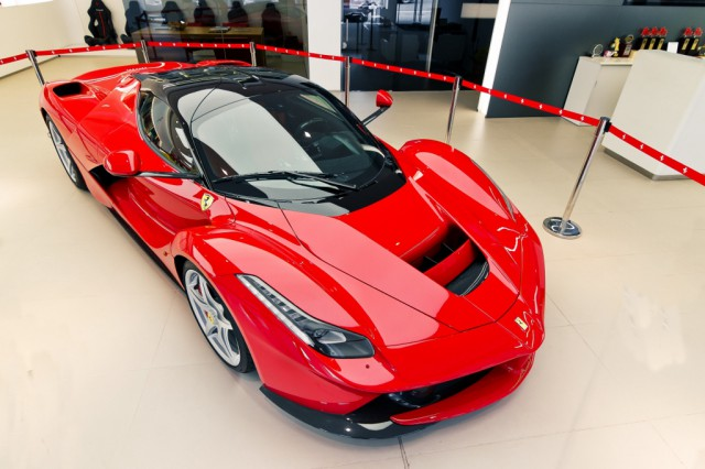 Ferrari LaFerrari in Hong Kong