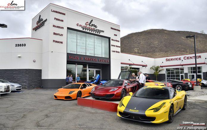 Calabasas Luxury Motorcars Malibu Drive