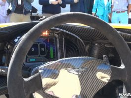 Video: Aston Martin CC100 Speedster Revving at Villa d'Este 2013