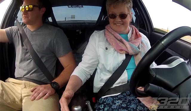 Video: Mother Drives 900AWHP Mitsubishi Lancer Evolution X
