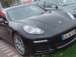 Video: 2014 971 Porsche Panamera S Spotted in Germany
