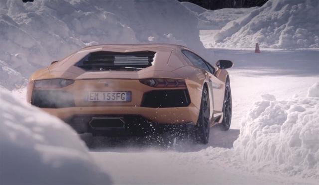 Video: Lamborghini Highlights its Three Driving Academies