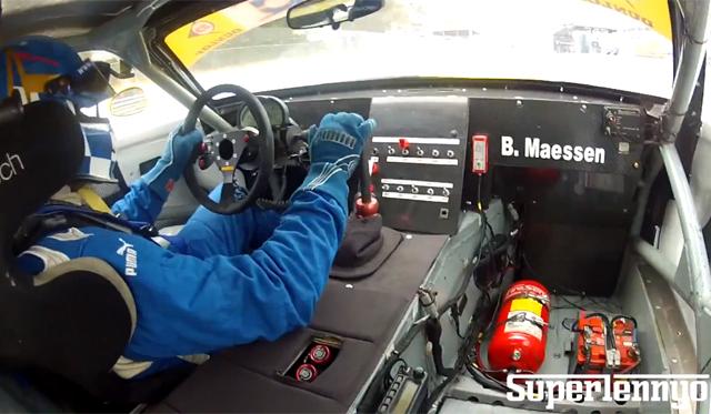 Video: Ride Onboard a Dodge Viper SRT10 GT3 Racer
